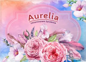 eKartki Imieniny Dla Aurelii,