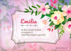 Emilia, Emilka, Emila