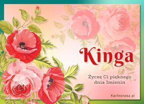 Kartka dla Kingi
