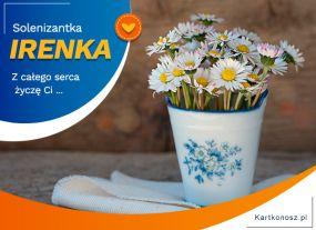 Solenizantka Irenka