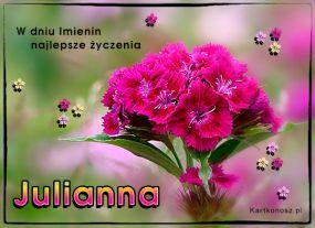 W dniu Imienin Julianny