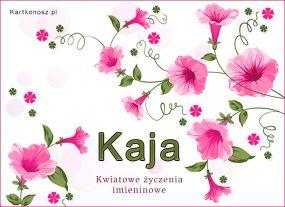 W dniu Imienin Kai