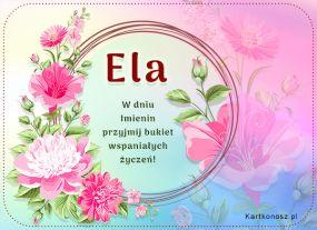 Życzenia dla Eli