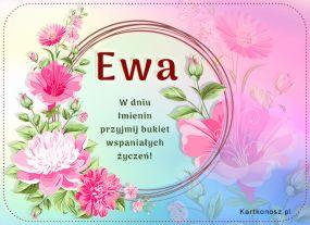 Życzenia dla Ewy