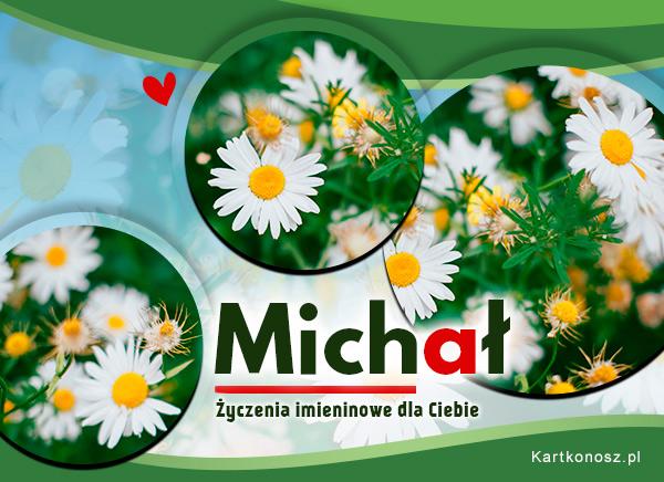 Kartka dla Michała