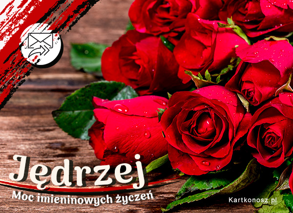 Róże dla Jędrzeja