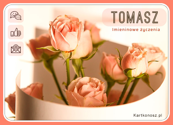 Solenizant Tomasz