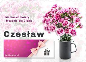 Bukiet dla Czesława