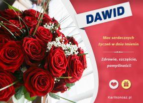 Bukiet dla Dawida