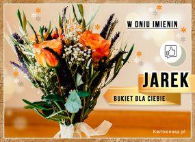 Bukiet dla Jarka