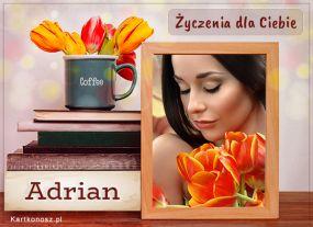 eKartki Imieniny Dla Adriana,