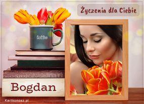 eKartki Imieniny Dla Bogdana,