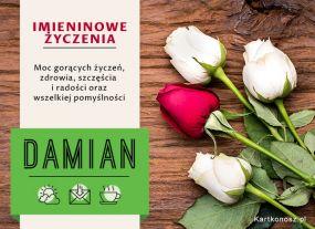 eKartki Imieniny Dla Damiana,