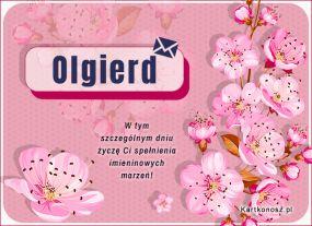 Dla Olgierda