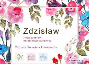eKartki Imieniny Dla Zdzisława,