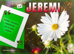 Dzień Imienin Jeremiego