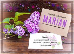 Dzień Imienin Mariana