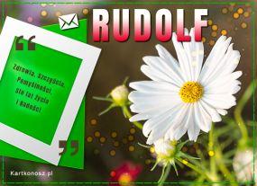 Dzień Imienin Rudolfa