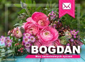 Imieninowy bukiet dla Bogdana