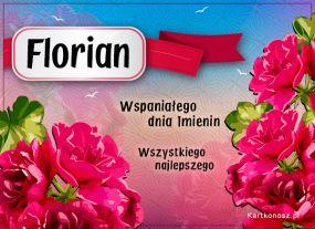 Imieniny Floriana