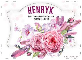 Imieniny Henryka