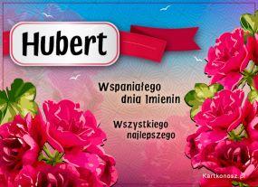 Imieniny Huberta
