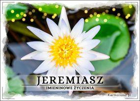Imieniny Jeremiasza