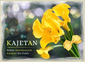 Kartka dla Kajetana