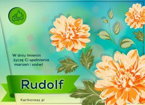 Kartka dla Rudolfa