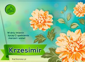 Kartka dla Krzesimira