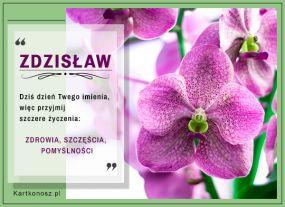 Kartka dla Zdzisława