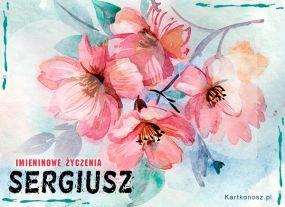 Kwiaty dla Sergiusza