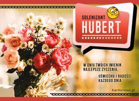Solenizant Hubert