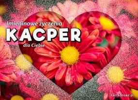 Życzenia dla Kacpra