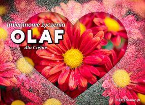 Życzenia dla Olafa