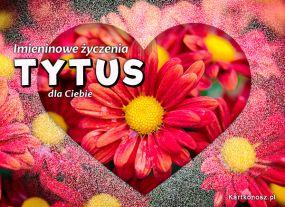 eKartki Imieniny Życzenia dla Tytusa,