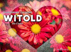 Życzenia dla Witolda
