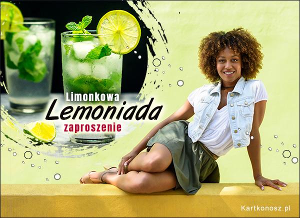 Limonkowa lemoniada