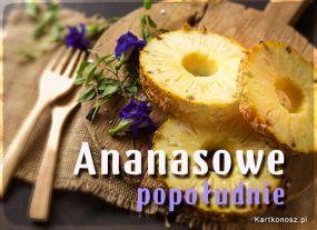 Ananasowe popoudnie