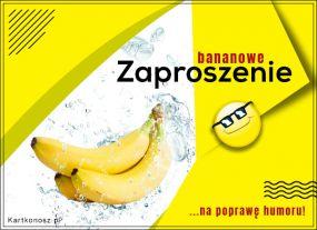Bananowe Zaproszenie