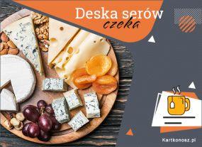 Deska serów czeka...