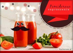 Pomidorowe Zaproszenie