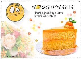 Porcja pysznego tortu