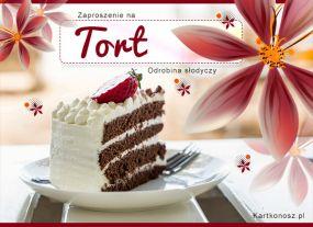 Tort, odrobina słodyczy!