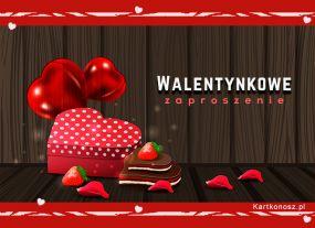 Walentynkowe Zaproszenie