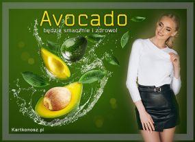Zapraszam na avocado