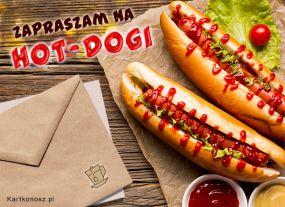 Zapraszam na smakowite hot-dogi