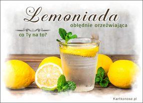 Zaproszenie na lemoniadę