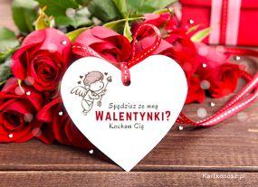 Zaproszenie na Walentynki