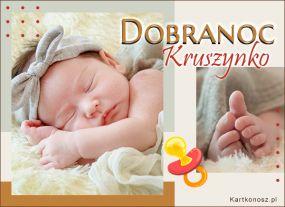 Dobranoc Kruszynko